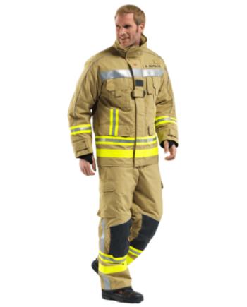 FIRE MAX 3 NOMEX Tough Ubranie specjalne strazackie