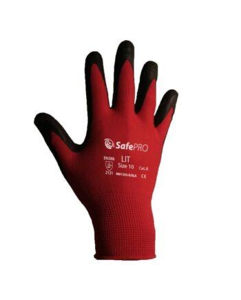 Rękawice lateksowe LIT SAFEPRO