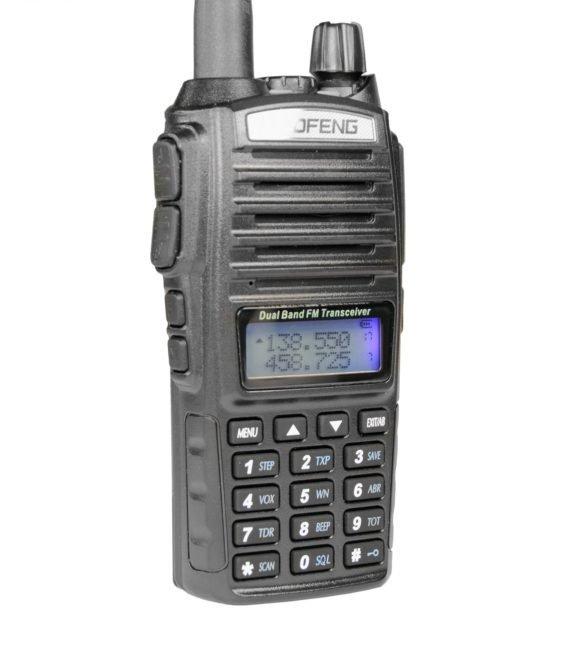 RADIOTELEFON Baofeng UV-82 PTT