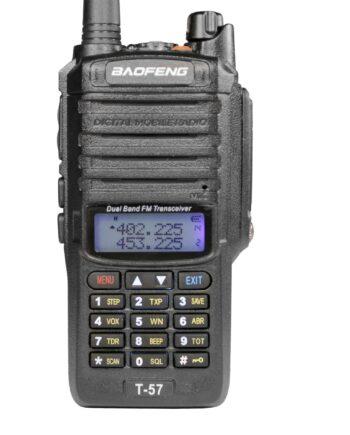 RADIOTELEFON Baofeng T-57 IP67 Wodoodporny