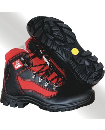 Buty specjalne CASER czerwone