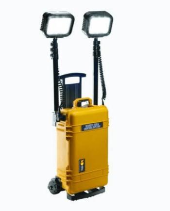 Najaśnica LED Peli 9460RS RALS żółta