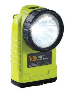 latarka LED Peli 3715 ATEX 0 kątowa