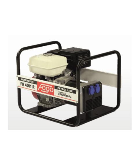 FOGO FH 4001R Honda 4,2 kW Agregat prądotwórczy