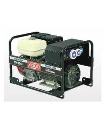 FOGO FH 6541 Honda 6,2 kW Agregat prądotwórczy