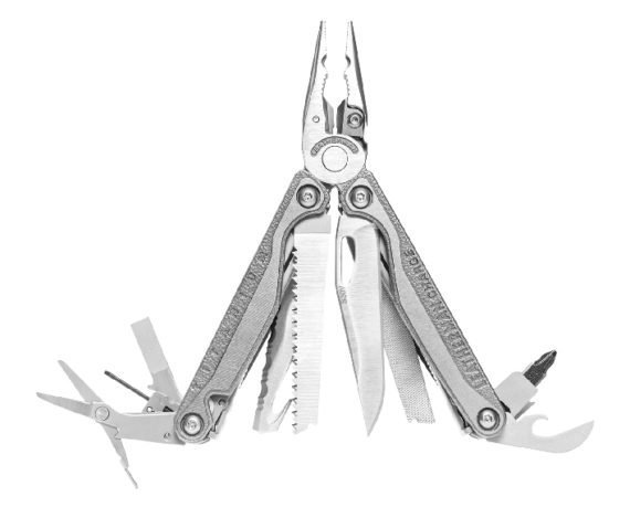 Multitool Leatherman Charge TTi Plus 1
