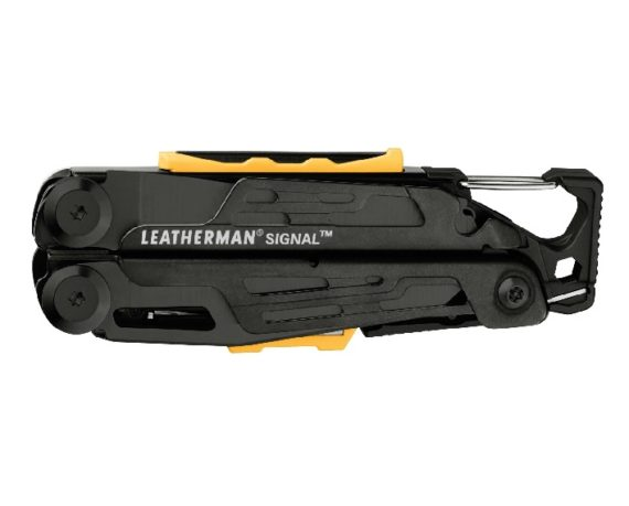 Multitool Leatherman Signal Black zlozony 2