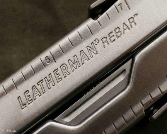leatherman rebar logotyp 8